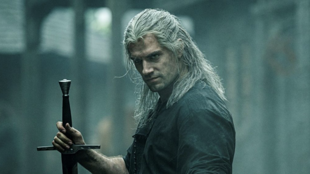 Henry Cavill as Witcher-cinemabaaz.xyz
