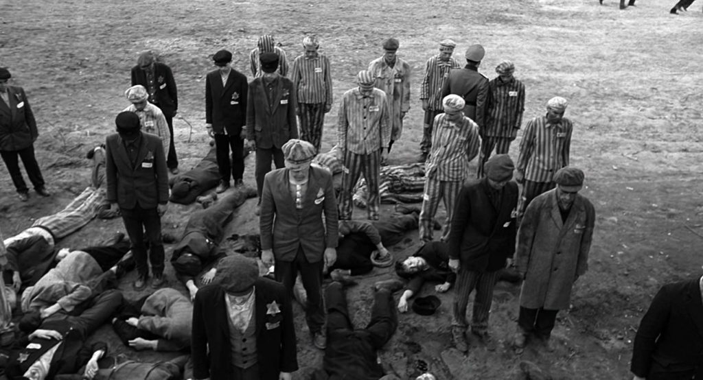 Movie scenes of Schindler's List (1993)