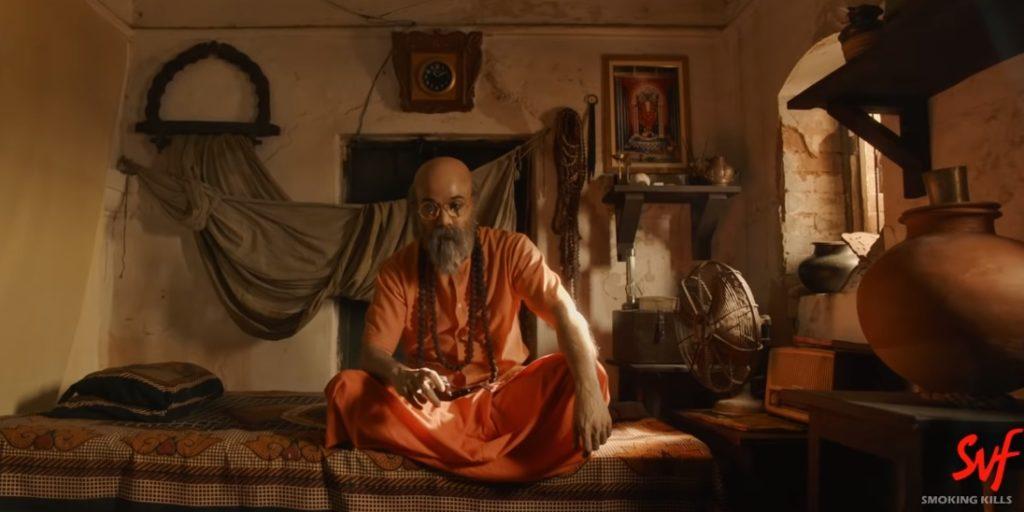Prasenjit Chatterjee in Gumnaami-cinemabaaz.xyz