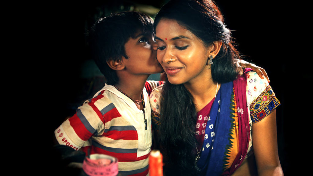 Anjali Patil & Om Kanojiya in the movie-cinemabaaz.xyz