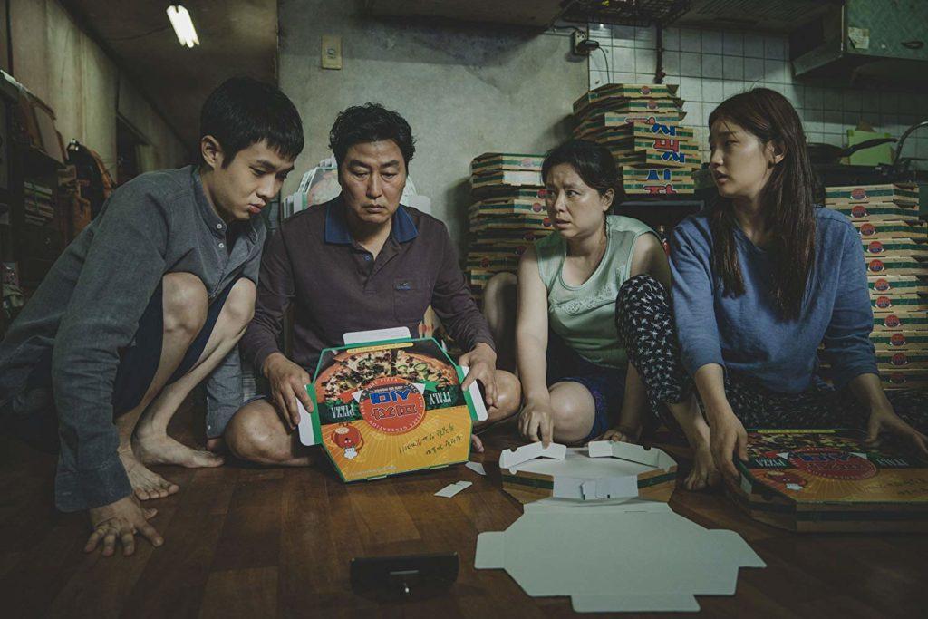 Kang-ho Song, Hye-jin Jang, Woo-sik Choi, and So-dam Park in the movie-cinemabaaz.xyz