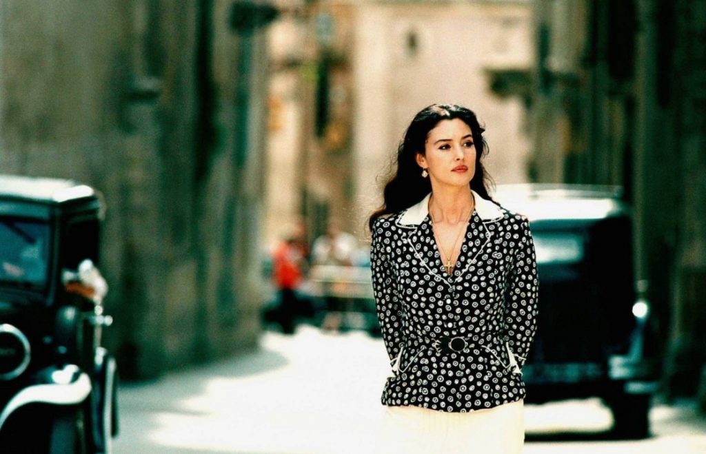 Monica Bellucci in Malèna (2000)-cinemabaaz.xyz