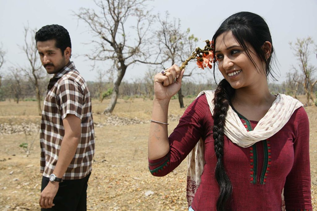 Parambrata Chattopadhyay and Mimi Chakraborty in Proloy (2013)-cinemabaaz.xyz