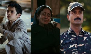 Talha Arshad Reshi, Vikas Kumar, Rasika Dugal in the Movie-cinemabaaz.xyz