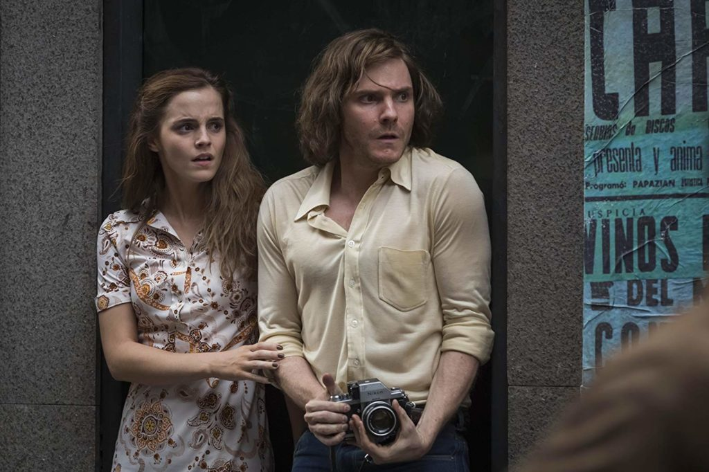 Daniel Brühl and Emma Watson in Colonia (2015)-cinemabaaz.xyz