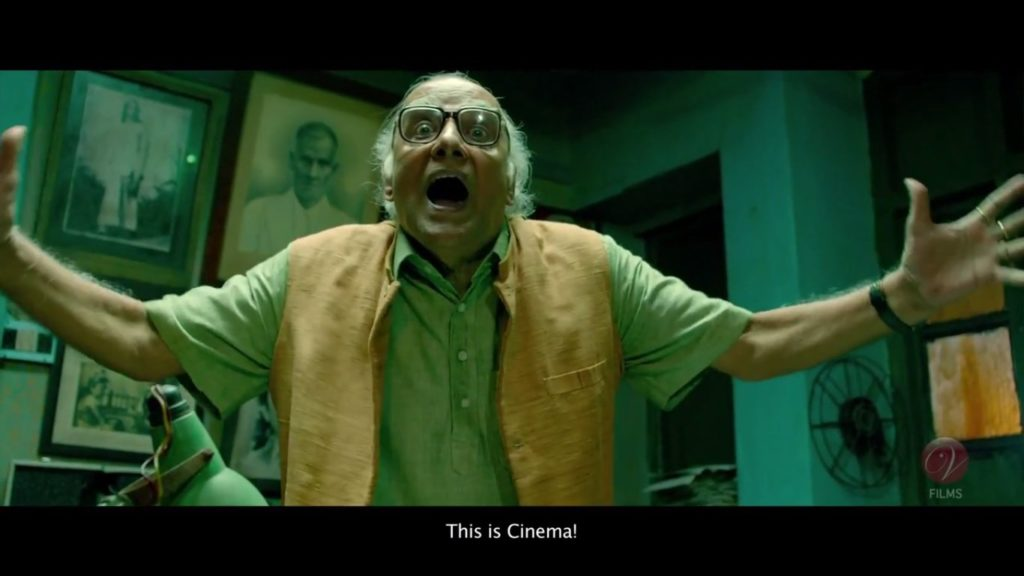 Paran Banerjee in Cinemawala (2016)-cinemabaaz.xyz