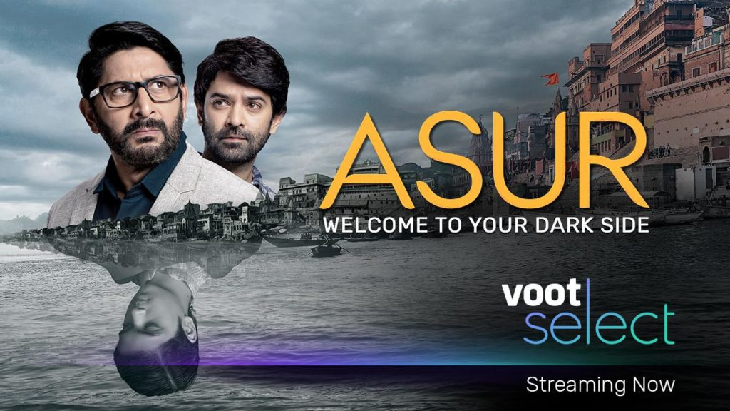Arshad Warsi and Barun Sobti in Asur- Welcome to Your Dark Side (2020)-cinemabaaz.xyz
