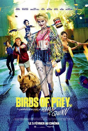 Birds of Prey: And the Fantabulous Emancipation of One Harley Quinn (2020)-cinemabaaz.xyz