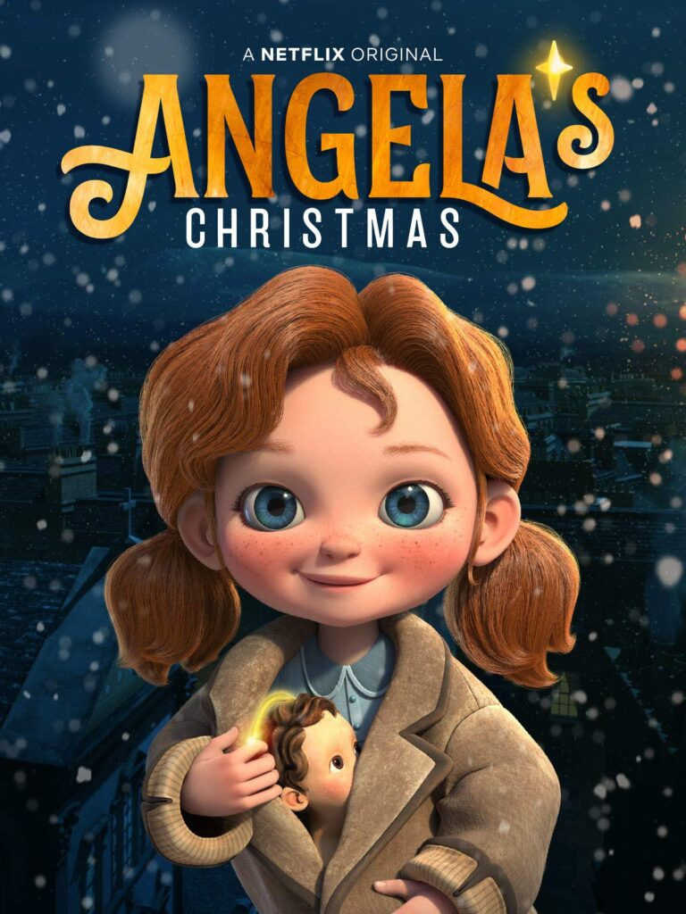 Angela's Christmas Wish (2020) cinemabaaz.xyz