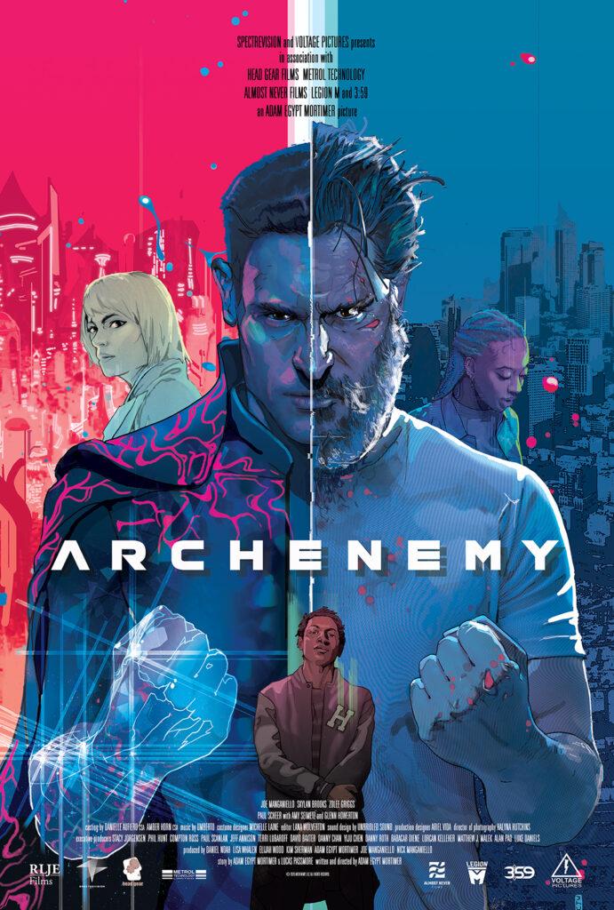 Archenemy (2020) cinemabaaz.xyz
