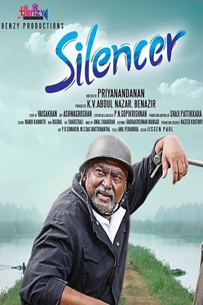 Silencer (2020) Cinemabaaz.xyz