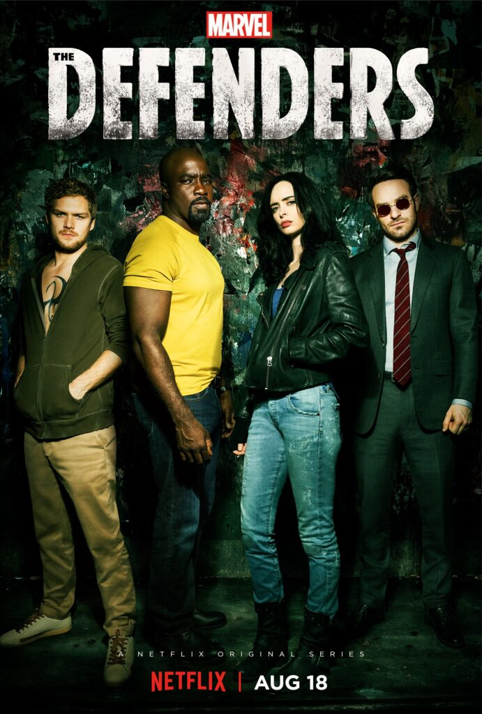 The Defenders (2017) cinemabaaz.xyz