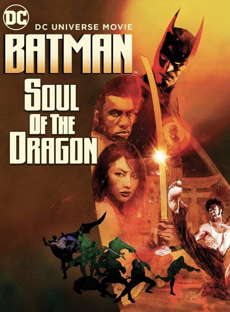Batman: Soul of the Dragon (2021) cinemabaaz.xyz