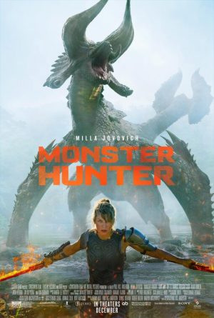 Monster Hunter (2020) cinemabaaz.xyz
