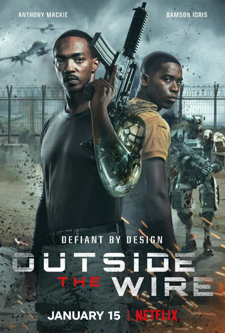 Outside the Wire (2021) cinemabaaz.xyz