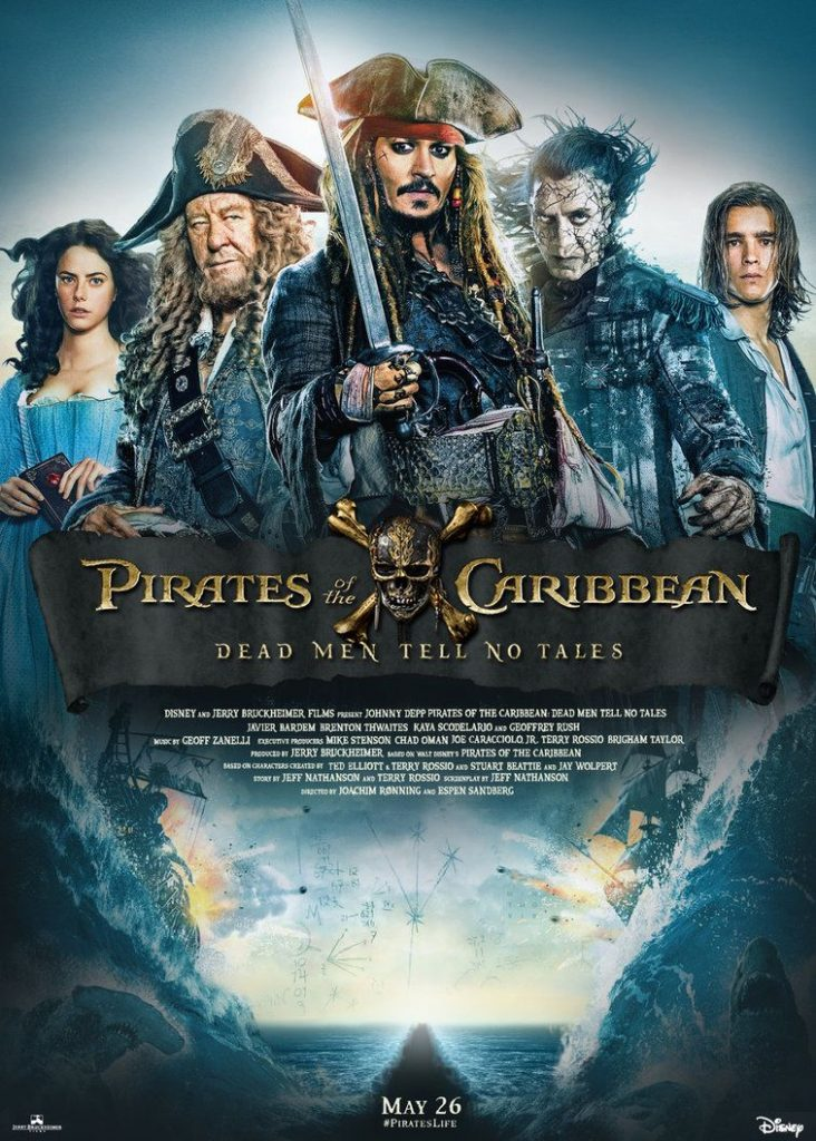Pirates of the Caribbean Dead Men Tell No Tales (2017) cinemabaaz.xyz