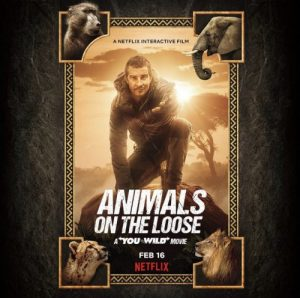 Animals on the Loose: A You vs. Wild Movie (2021) cinemabaaz.xyz