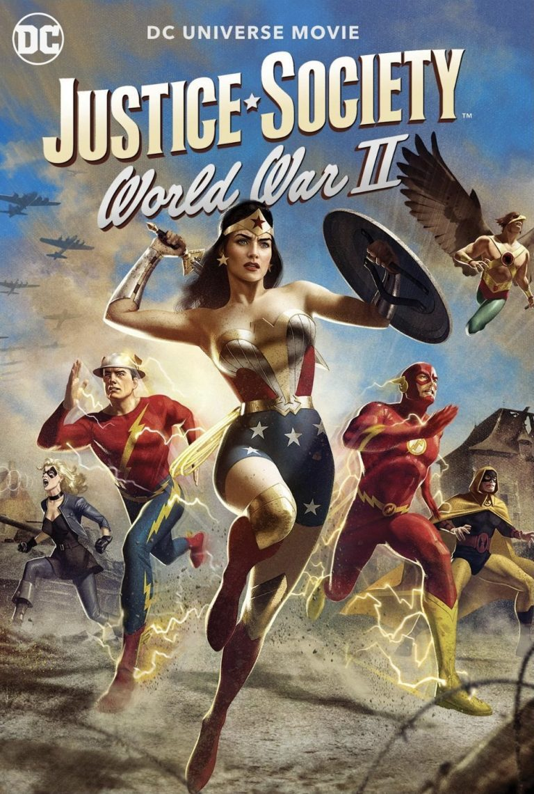 Justice Society: World War II (2021) cinemabaaz.xyz