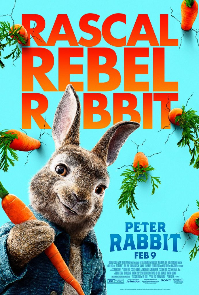 Peter Rabbit (2018) cinemabaaz.xyz