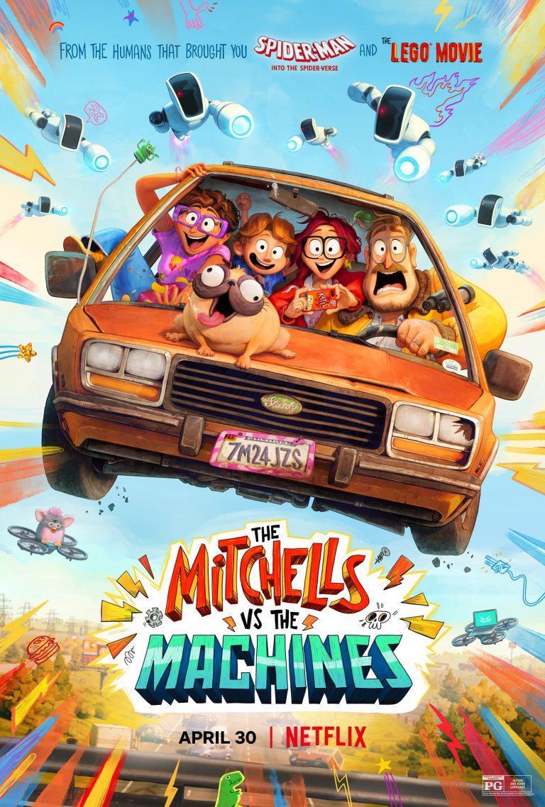 The Mitchells vs. the Machines 2021-cinemabaaz.xyz
