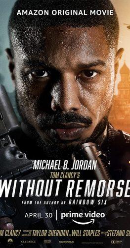 Tom Clancy's Without Remorse (2021) cinemabaaz.xyz