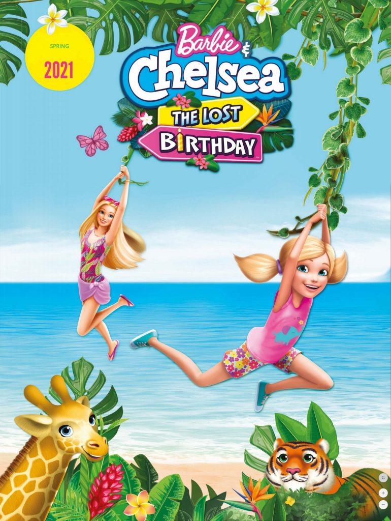 Barbie & Chelsea the Lost Birthday (2021) CINEMABAAZ.XYZ