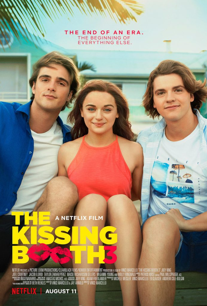 The Kissing Booth 3 (2021) cinemabaaz.xyz