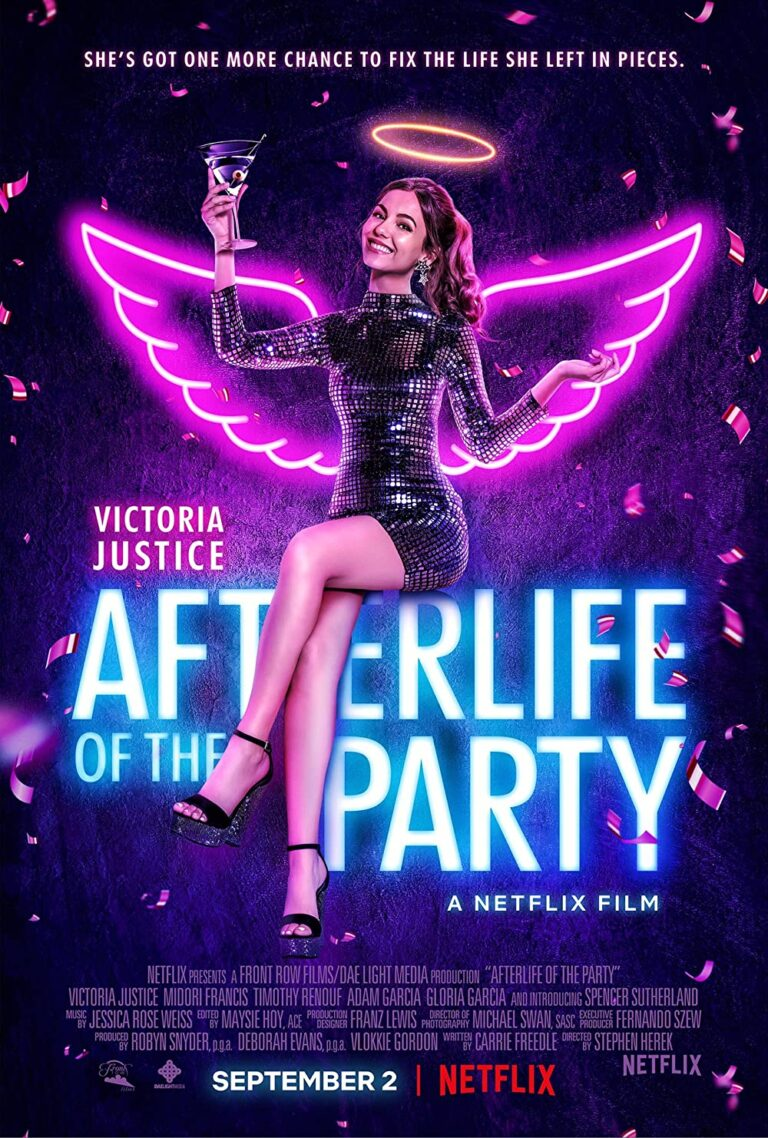 Afterlife of the Party (2021) cinemabaaz.xyz