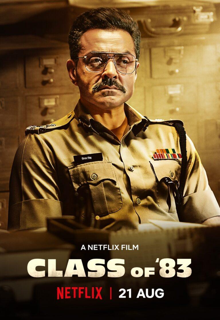 Class of '83 (2020) cinemabaaz.xyz