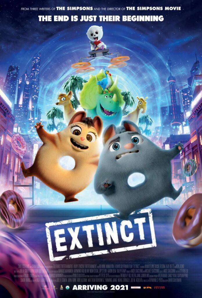 Extinct (2021) cinemabaaz.xyz
