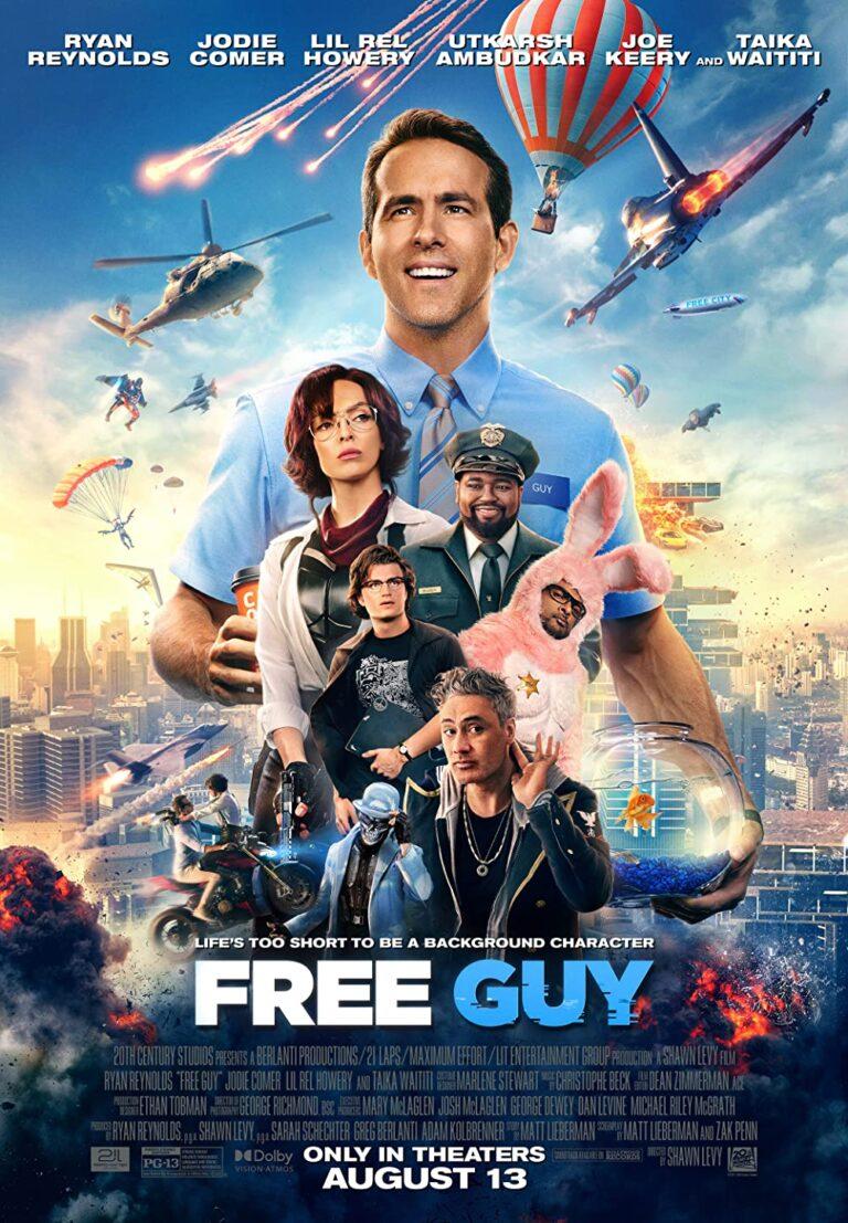 Free Guy (2021) cinemabaaz.xyz