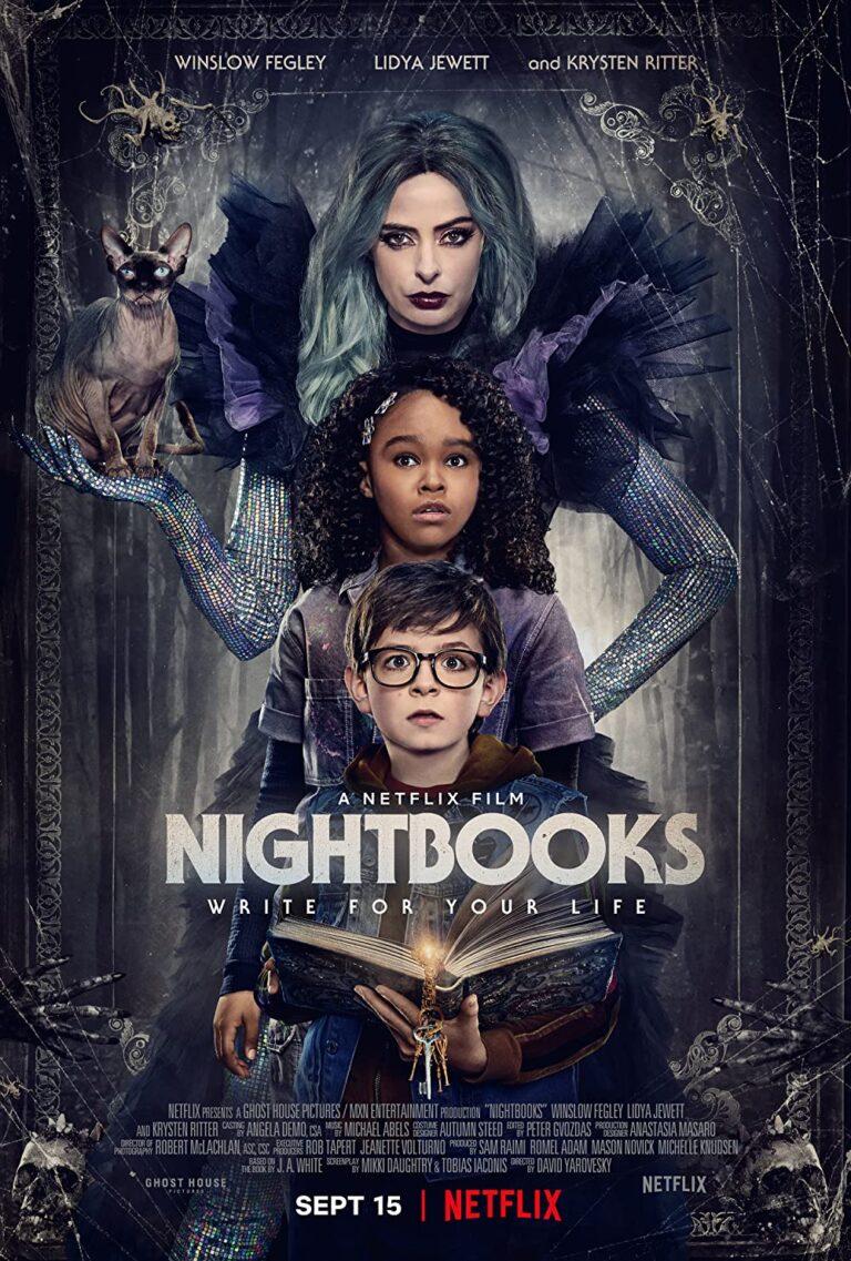 Nightbooks (2021) cinemabaaz.xyz