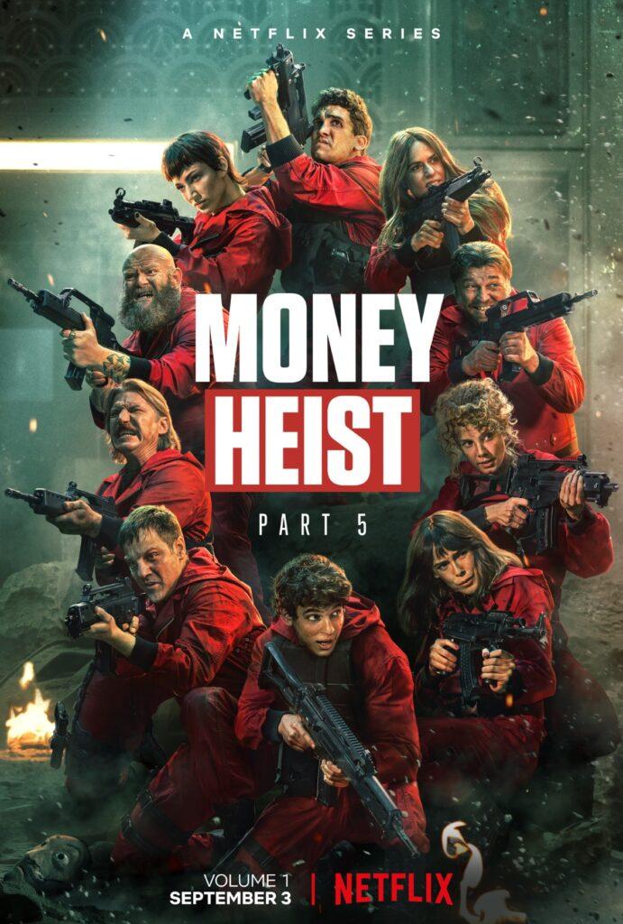 Money Heist : Season 5 cinemabaaz.xyz