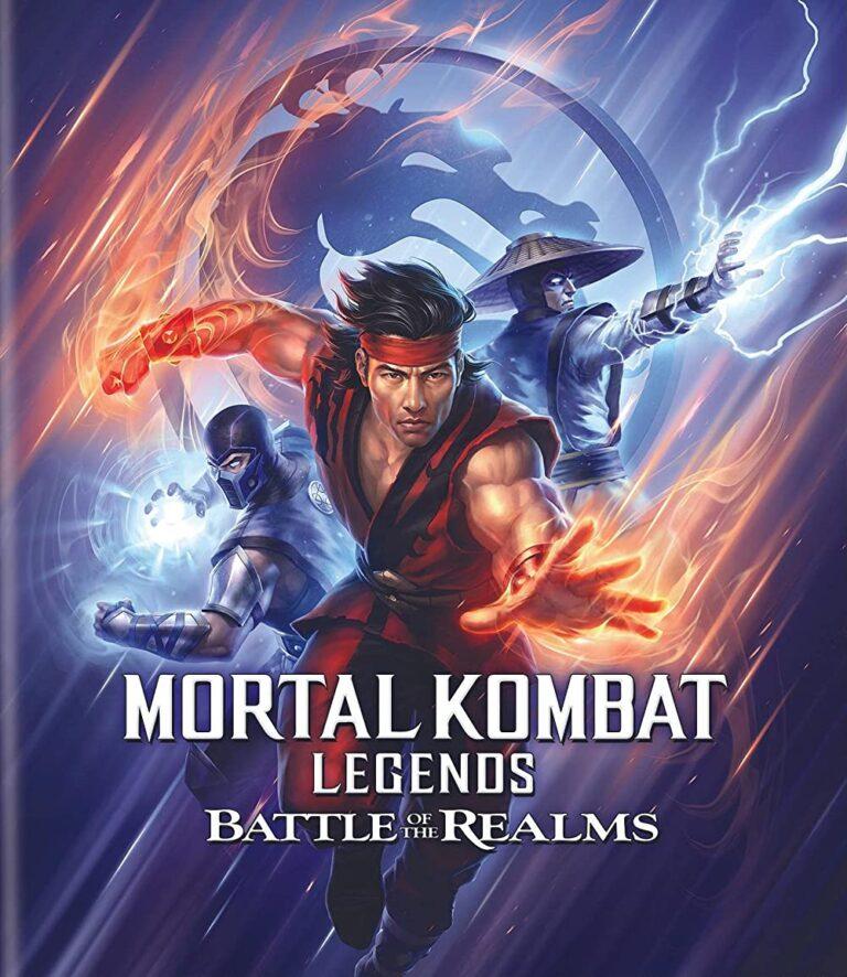 Mortal Kombat Legends: Battle of the Realms (2021) cinemabaaz.xyz