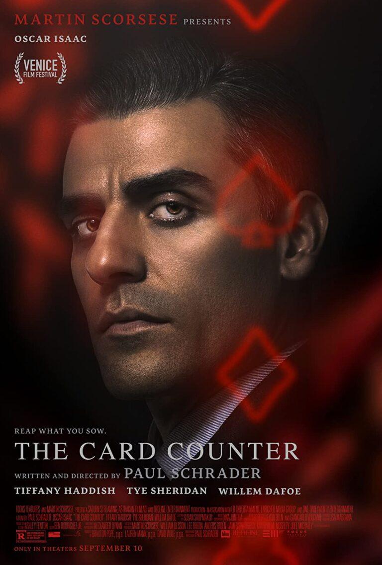 The Card Counter (2021) cinemabaaz.xyz