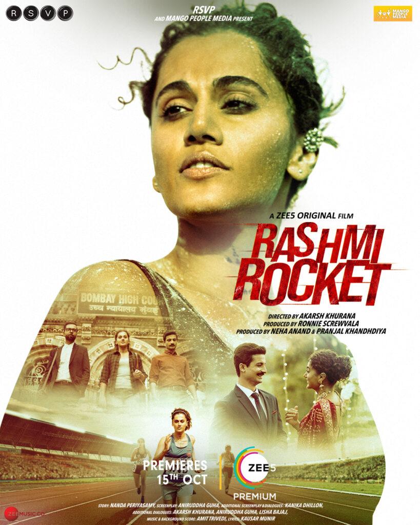 Rashmi Rocket (2021) -cinemabaaz.xyz