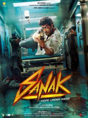Sanak (2021) -cinemabaaz.xyz